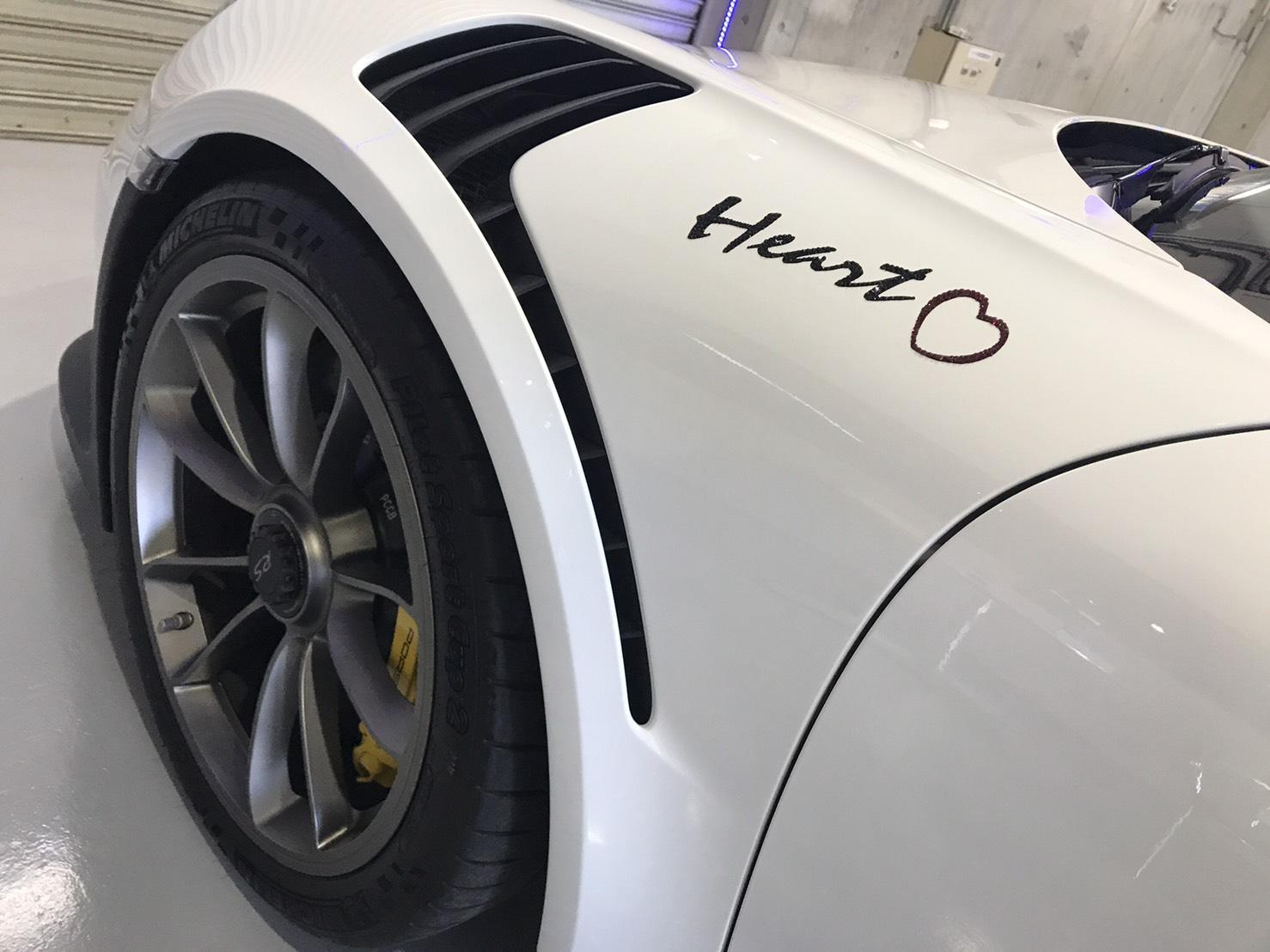 ポルシェ GT3RS D車